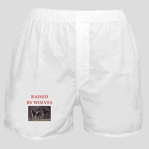 wolves Boxer Shorts