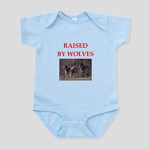 wolves Body Suit