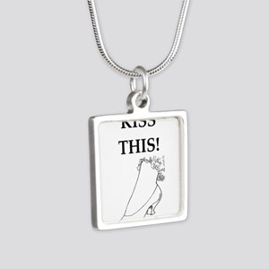 kiss this Necklaces