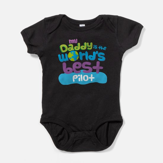 Pilot Gifts for Kids Baby Bodysuit
