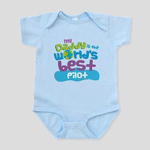 Pilot Gifts for Kids Infant Bodysuit