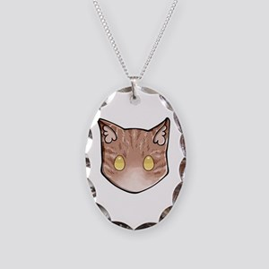 Chibi Leafpool Necklace Oval Charm