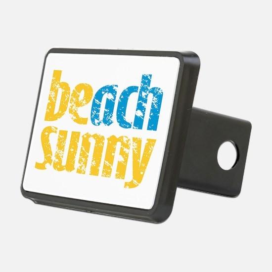 Beach Sunny Hitch Cover