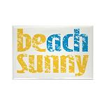 Beach Sunny Magnets
