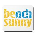 Beach Sunny Mousepad