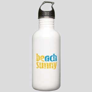 Beach Sunny Water Bottle