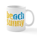 Beach Sunny Mugs