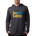 Beach Sunny Long Sleeve T-Shirt