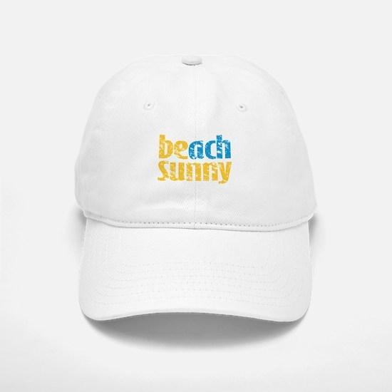 Beach Sunny Baseball Baseball Baseball Cap