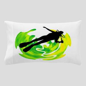 SCUBA Pillow Case