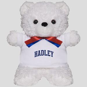 HADLEY design (blue) Teddy Bear