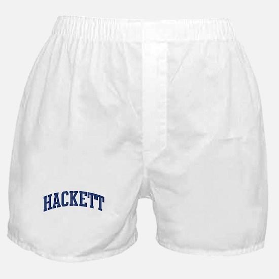 HACKETT design (blue) Boxer Shorts
