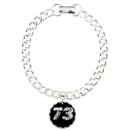 Vintage Sheldon Cooper 73 Bracelet