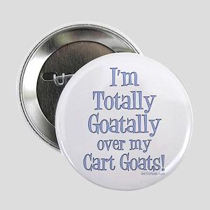 """Cart Goats Goatally 2.25"""" Button"""