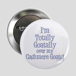 "Cashmere Goats Goatally 2.25"" Button"