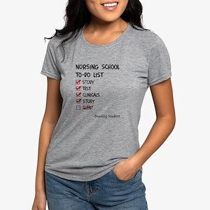 Nursing Student To-Do T-Shirt