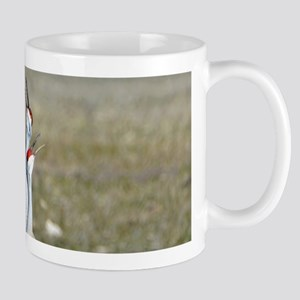 Cranes Calling Mugs