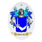 Sqeers Oval Ornament