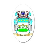 Spurling 20x12 Oval Wall Decal
