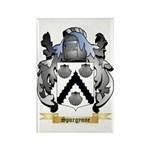 Spurgynne Rectangle Magnet (100 pack)