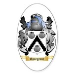 Spurgynne Sticker (Oval 50 pk)