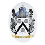 Spurgynne Oval Ornament
