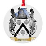 Spurgone Round Ornament