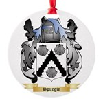Spurgin Round Ornament
