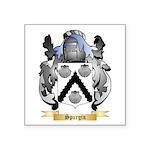 Spurgin Square Sticker 3