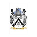 Spurgeon Sticker (Rectangle 10 pk)