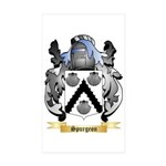 Spurgeon Sticker (Rectangle 50 pk)