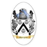 Spurgeon Sticker (Oval)