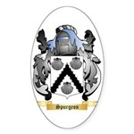Spurgeon Sticker (Oval 10 pk)