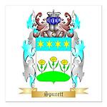 Spurett Square Car Magnet 3