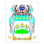 Spurett Small Poster