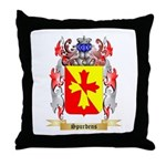 Spurdens Throw Pillow