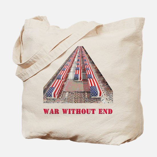 War Without End | Iraq War Pictures Tote Bag
