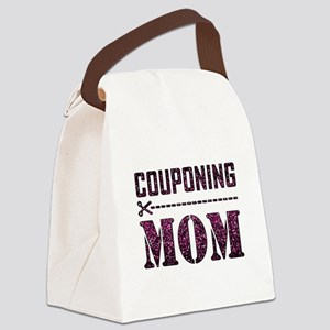 COUPONING MOM Canvas Lunch Bag