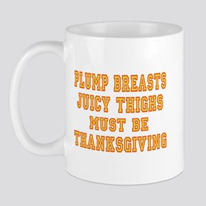 Thanksgiving Fun Mug