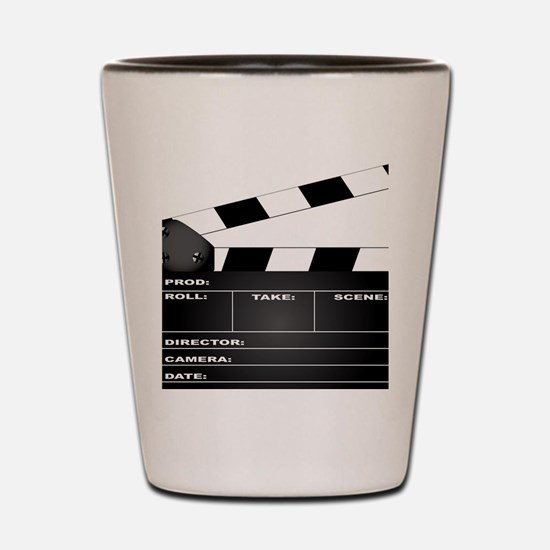 Funny Studio Shot Glass