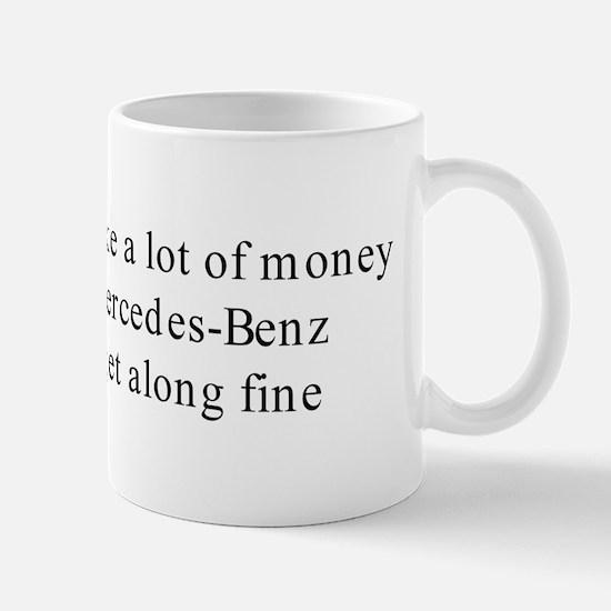 Pretend Mug