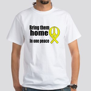 One Peace White T-Shirt