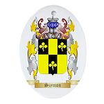 Szymon Oval Ornament