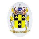 Szymankiewicz Oval Ornament