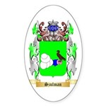 Szulman Sticker (Oval 50 pk)
