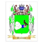 Szulman Small Poster