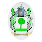 Szulczewski Oval Ornament