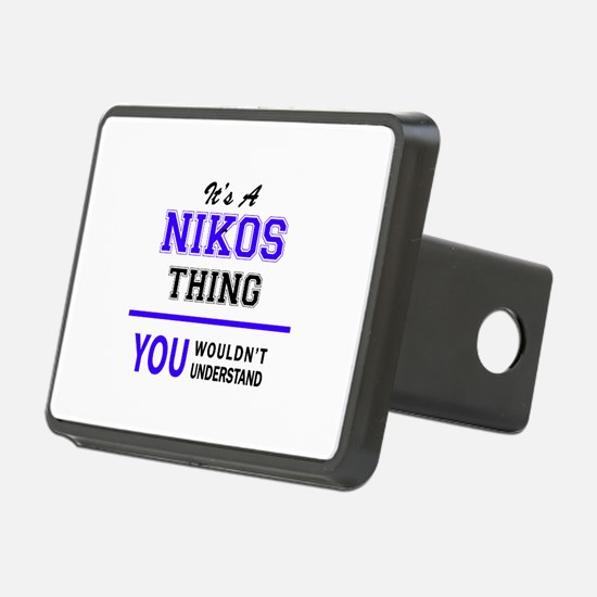 It's NIKOS thing, you woul Hitch Cover