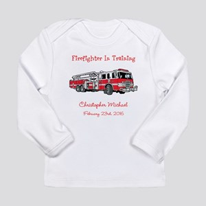 Firefighter in Training Long Sleeve T-Shirt