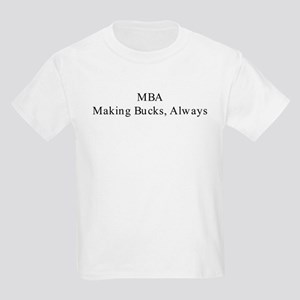 MBA Kids Light T-Shirt